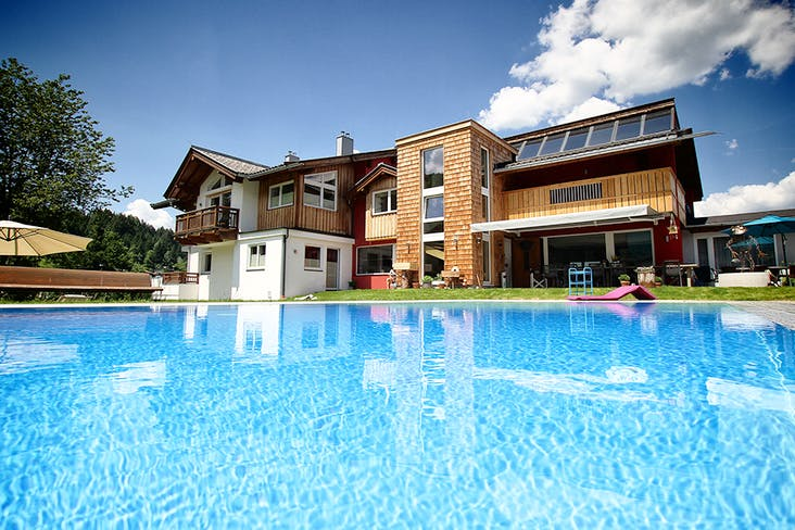 [Travador Blitz-Deal] Fieberbrunn - Boutique Lodge mit Halbpension & Außenpool ab 99€