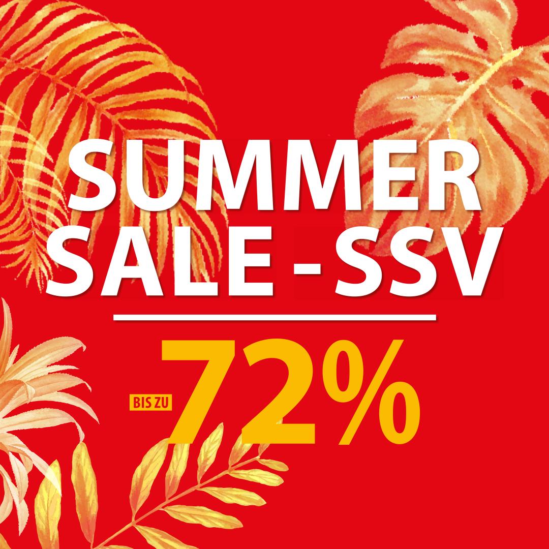 Sommerschlussverkauf mit bis zu 72% Rabatt im Outdoor Sports Outlet