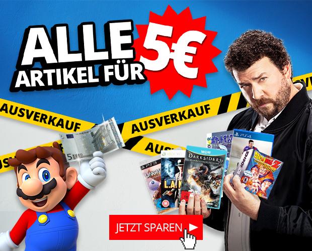 Konsolenkost - AUSVERKAUF - 1000 Artikel für nur 5€!